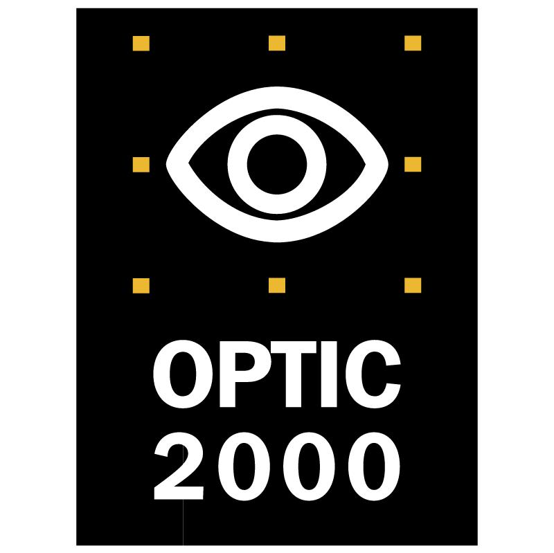 Optic 2000 vector logo