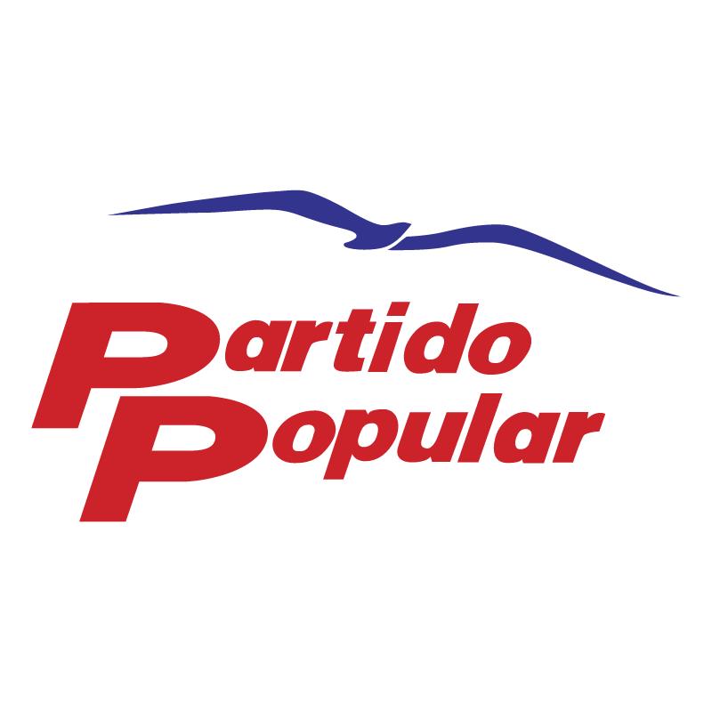 Partido Popular vector