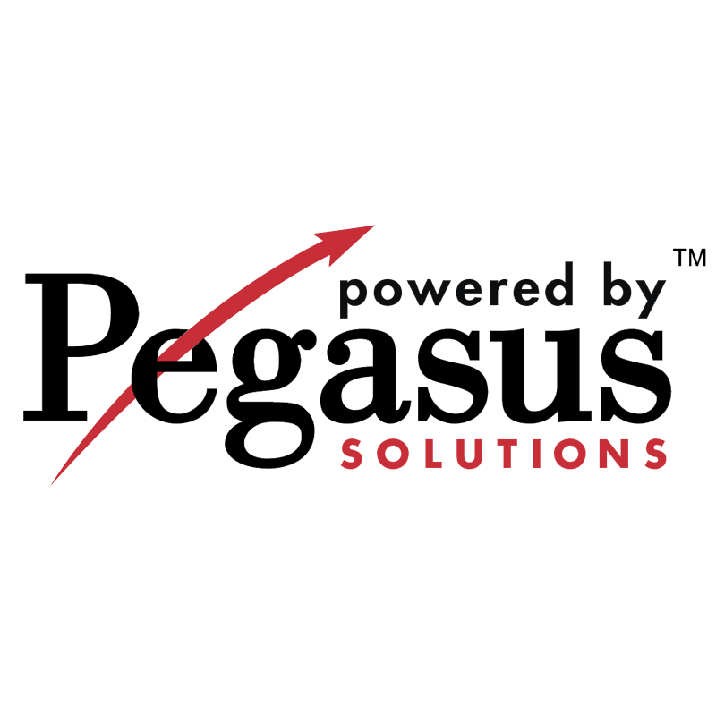 Pegasus Solutions vector