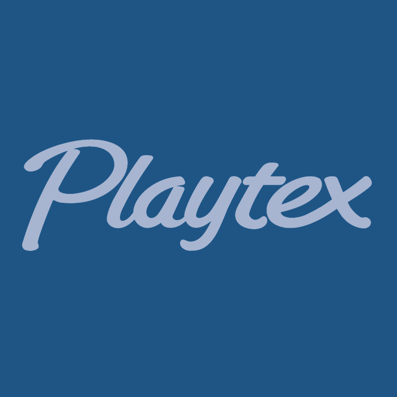 Playtex vector