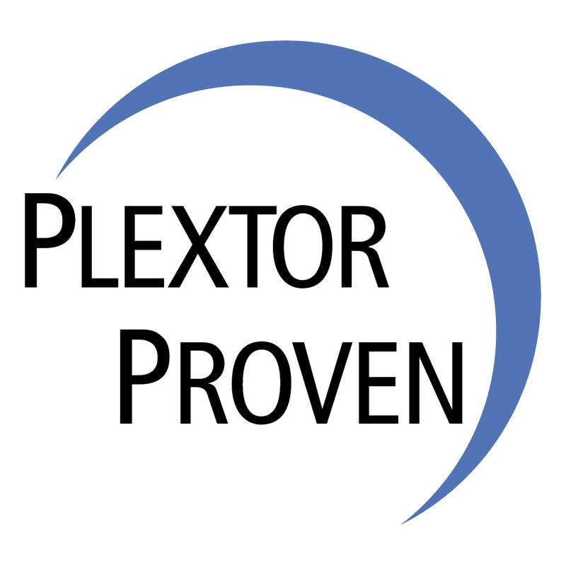 Plextor Proven vector