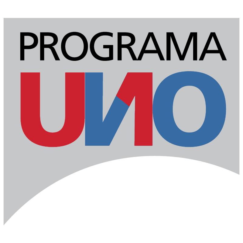 Programa UNO vector