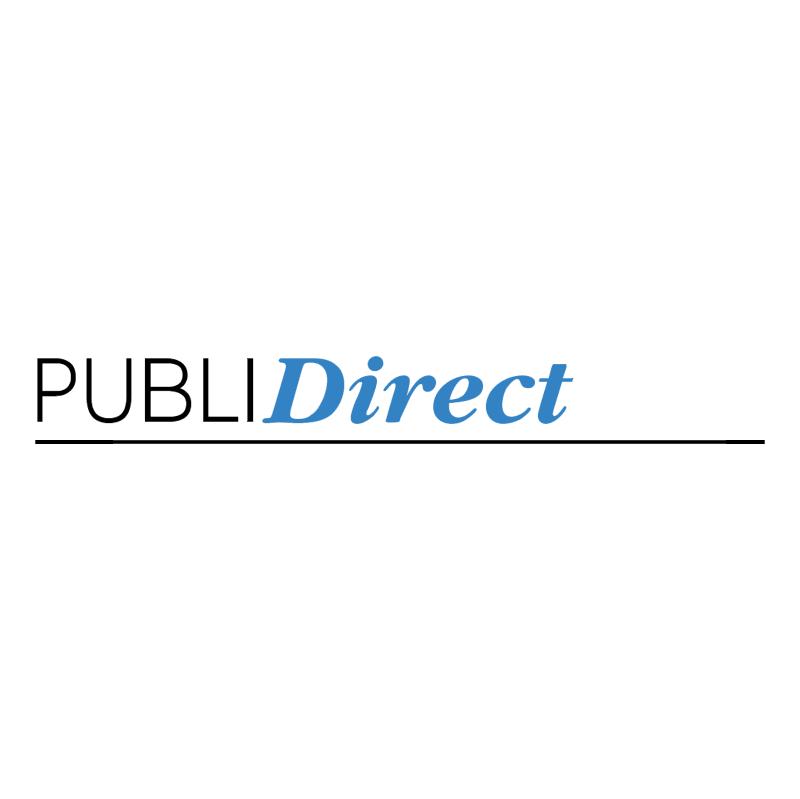 PubliDirect vector