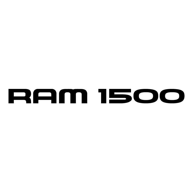 RAM 1500 vector