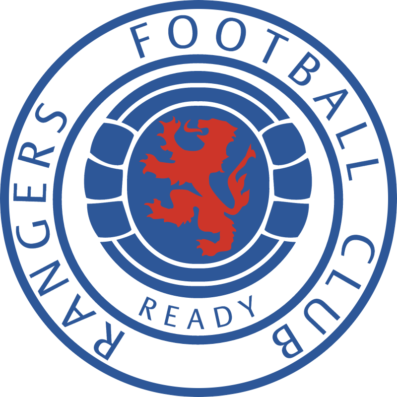 RANGERS1 vector logo