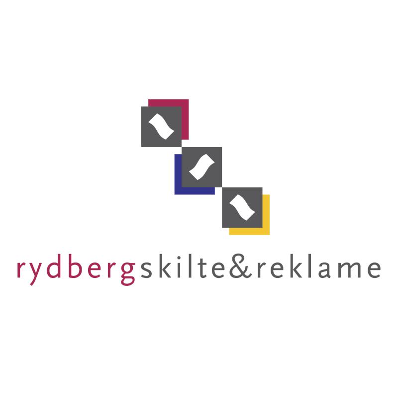 Rydberg Skilte & Reklame vector