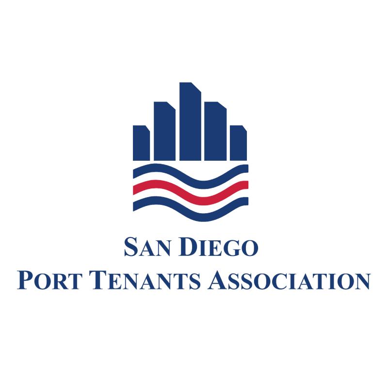 San Diego Port Tenants Association vector