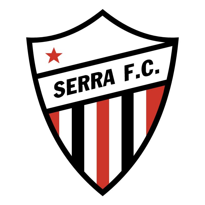 Serra FC vector