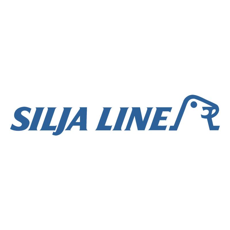 Silja Line vector logo