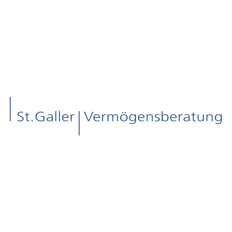 St Galler Vermogensberatung vector