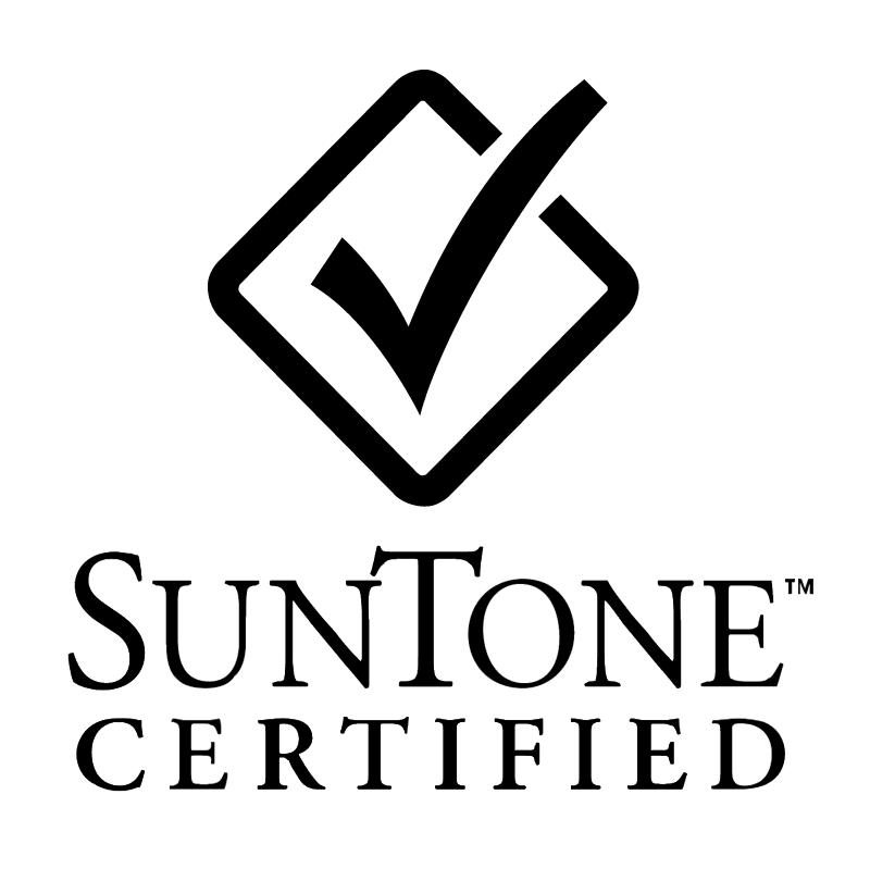 SunTone Certified vector