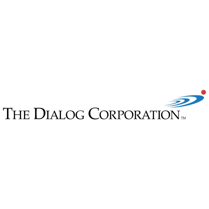 The Dialog Corporation vector logo