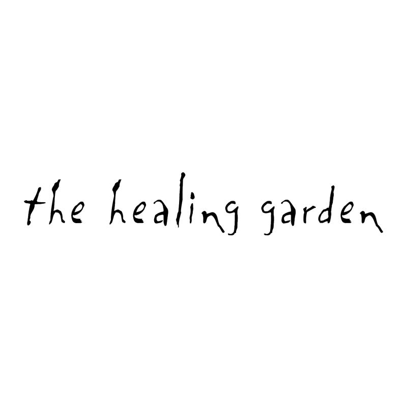 The Healing Garden vector