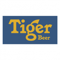 Tiger Beer vector