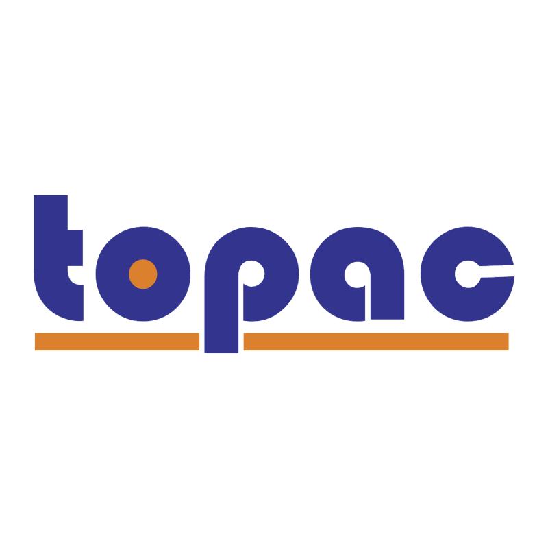 Topac vector logo