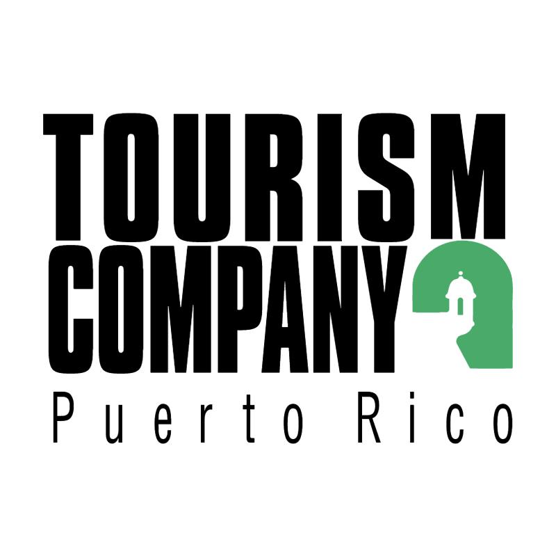 Tourism Company Puerto Rico vector
