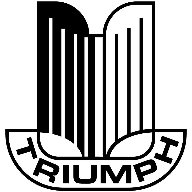 Triumph vector logo