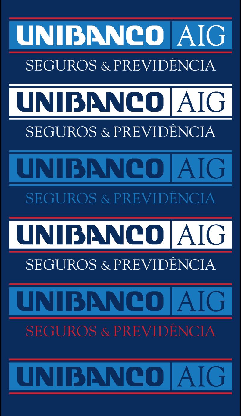 Unibanco AIG vector
