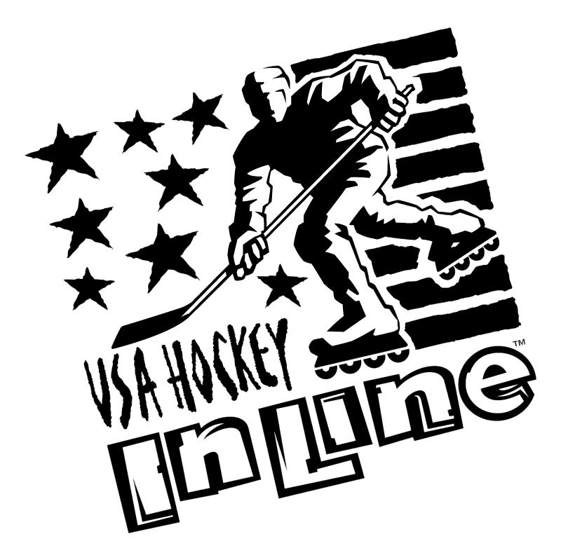 USA Hockey InLine vector