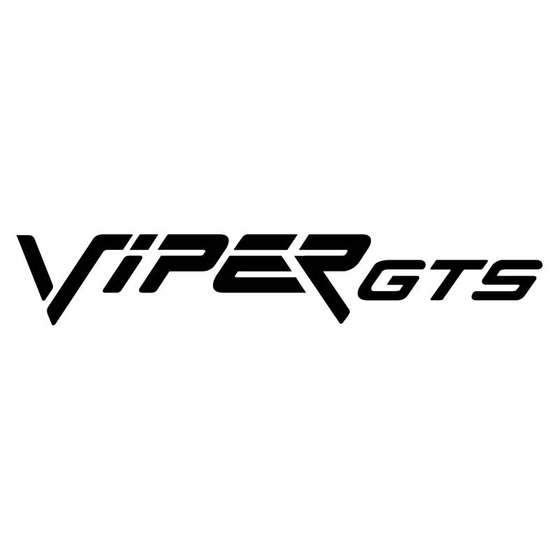 Viper GTS vector