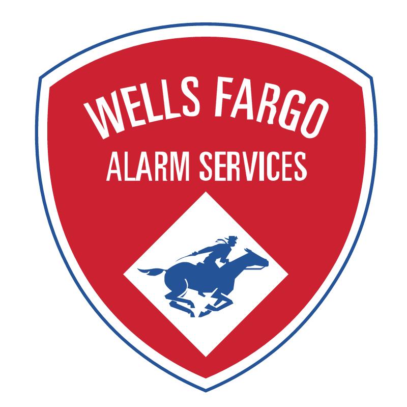 Wells Fargo Alarm Services vector logo