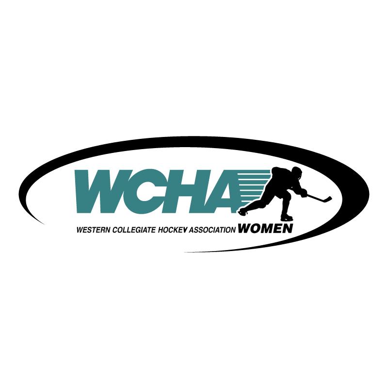 Western Collegiate Hockey Association vector