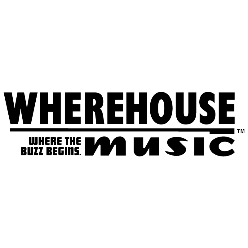 Wherehouse Music vector logo