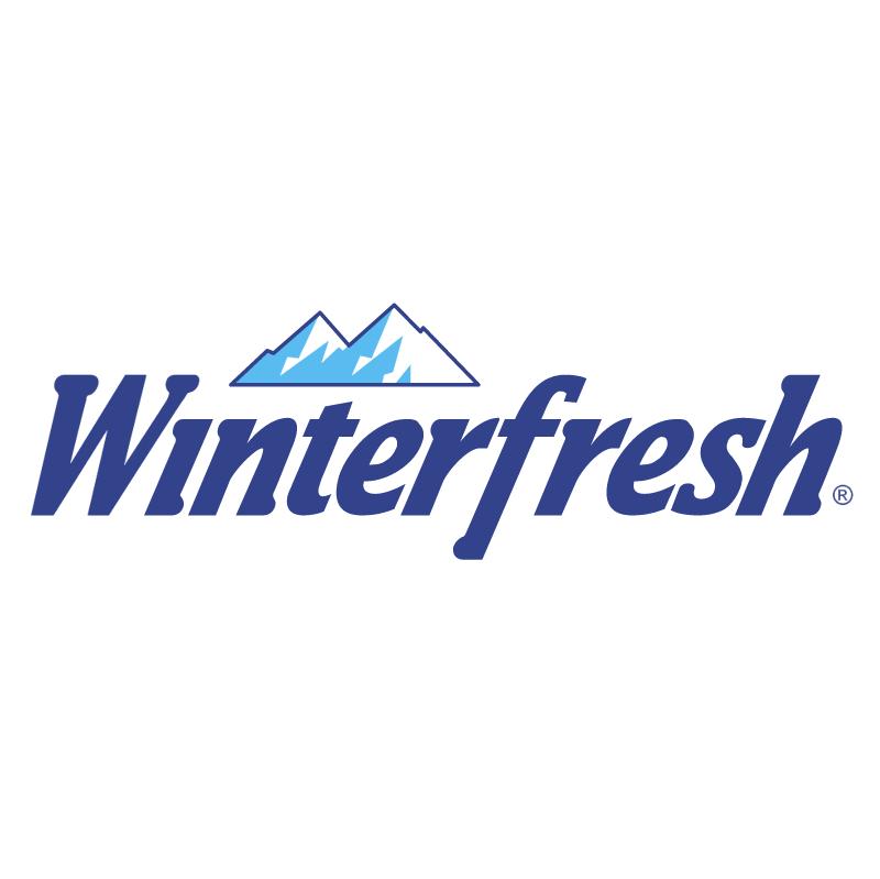 Winterfresh vector