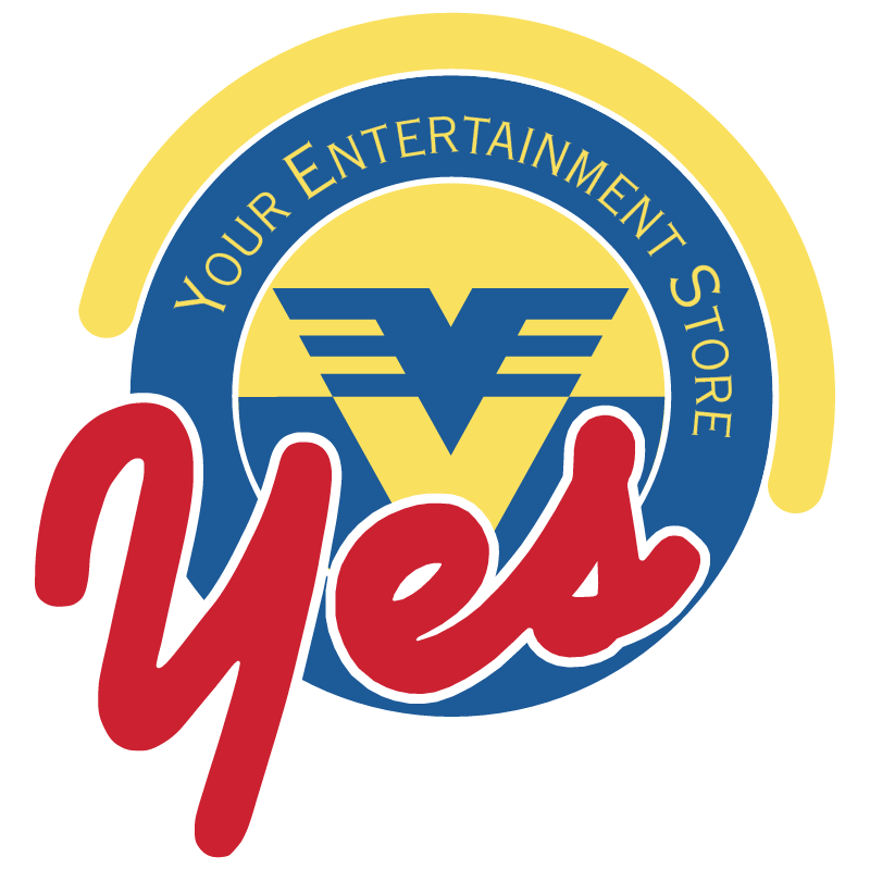 Yes Video vector
