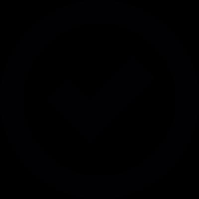 Accept Symbol vector logo