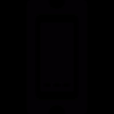 Vintage ticket vector logo