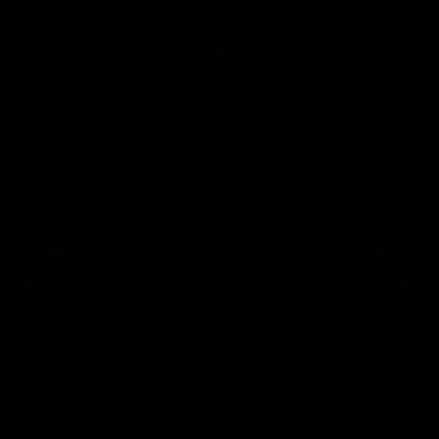 Web Site House vector logo