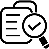 Verified database symbol for interface vector
