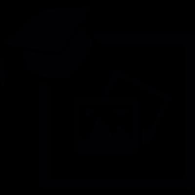Graduation Pictures vector logo