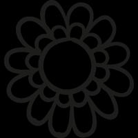 Spring Garden Flower vector