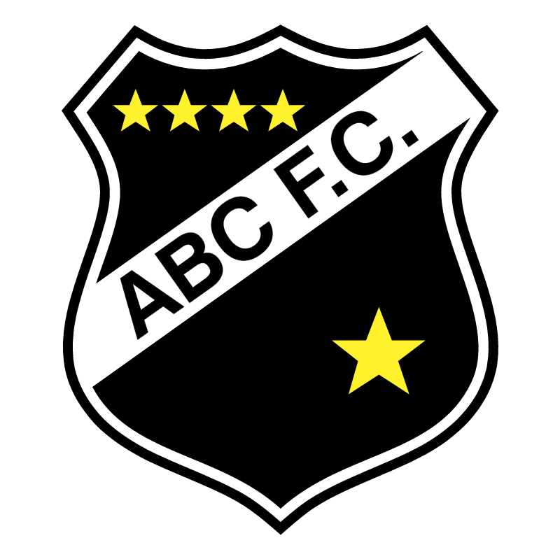 ABC Futebol Clube de Natal RN vector