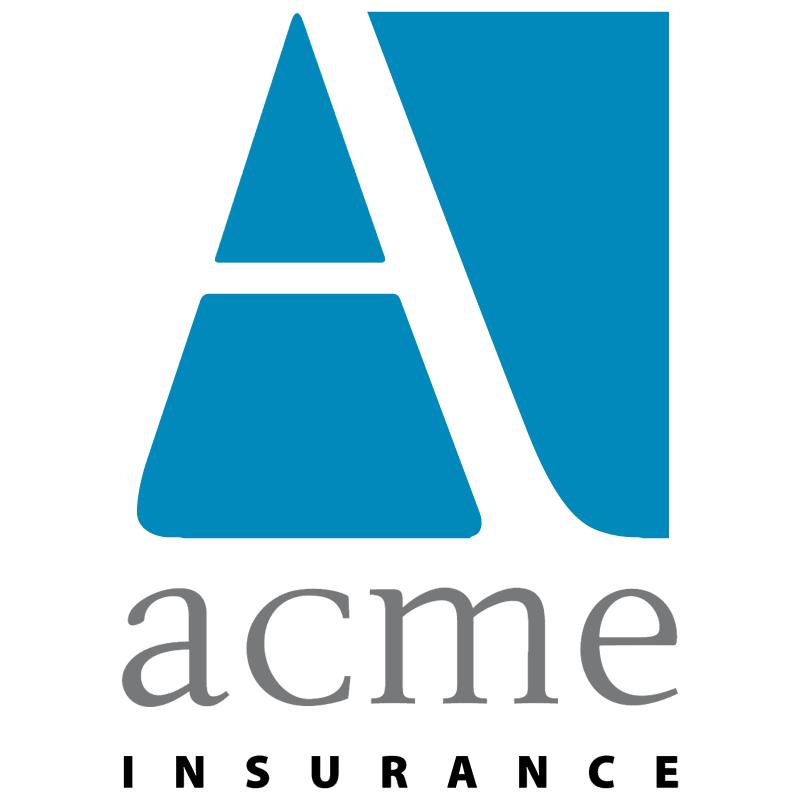 ACME Insurance vector