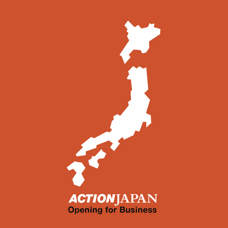 Action Japan vector