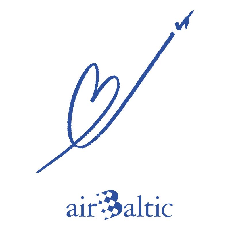 Air Baltic vector