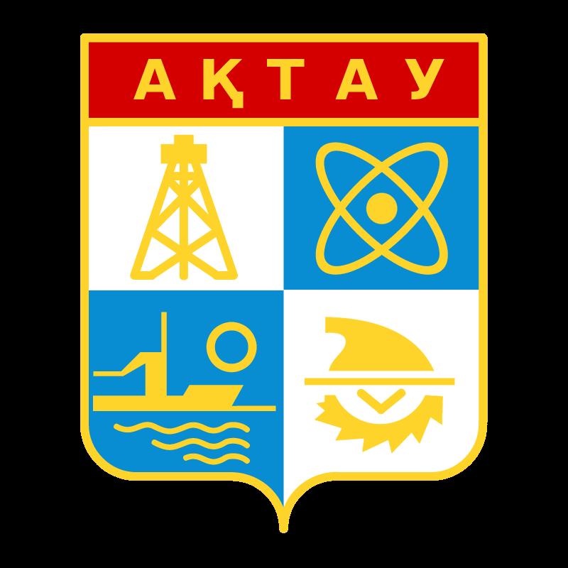 Aktau vector logo