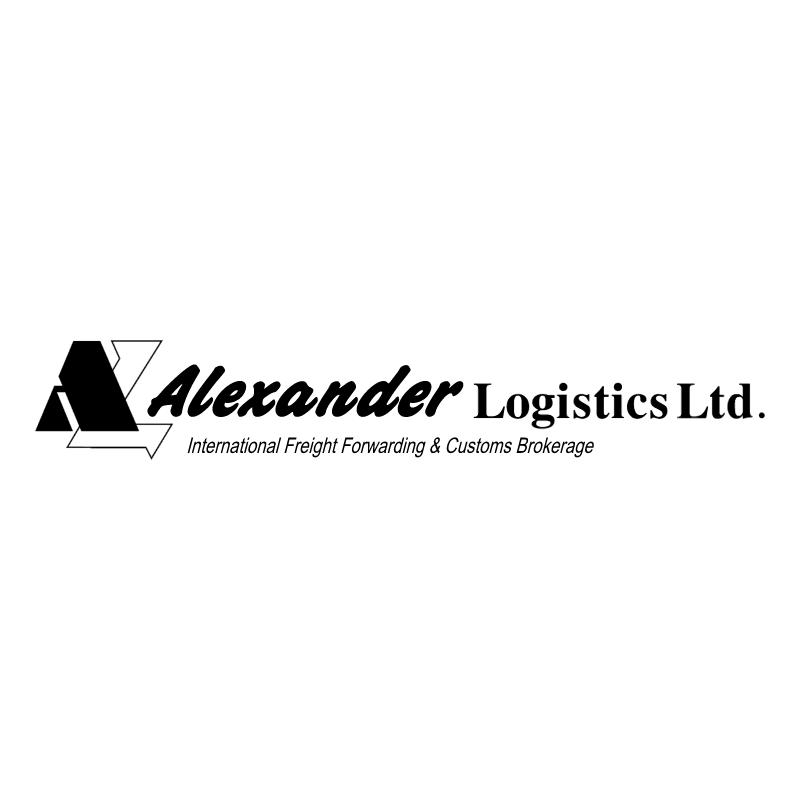 Alexander Logistics Ltd vector