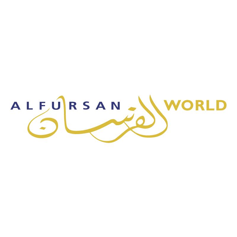 Alfursan World vector