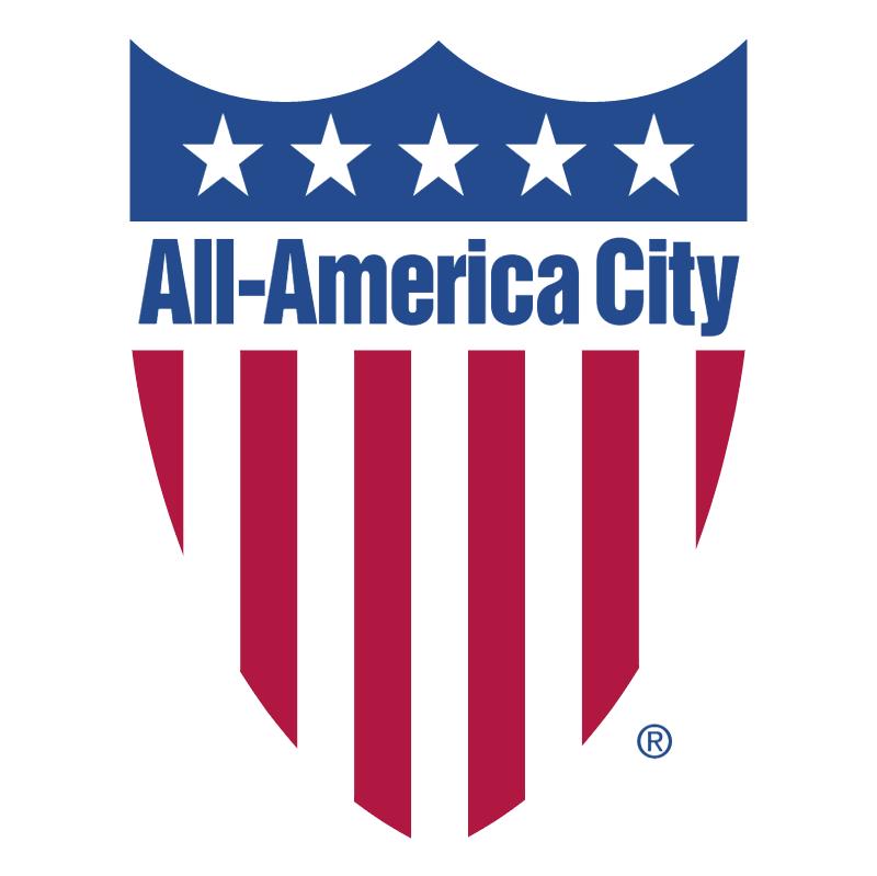 All America City 61165 vector
