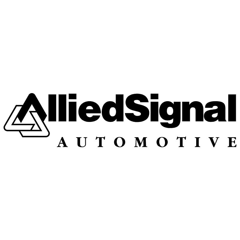 Allied Signal 613 vector