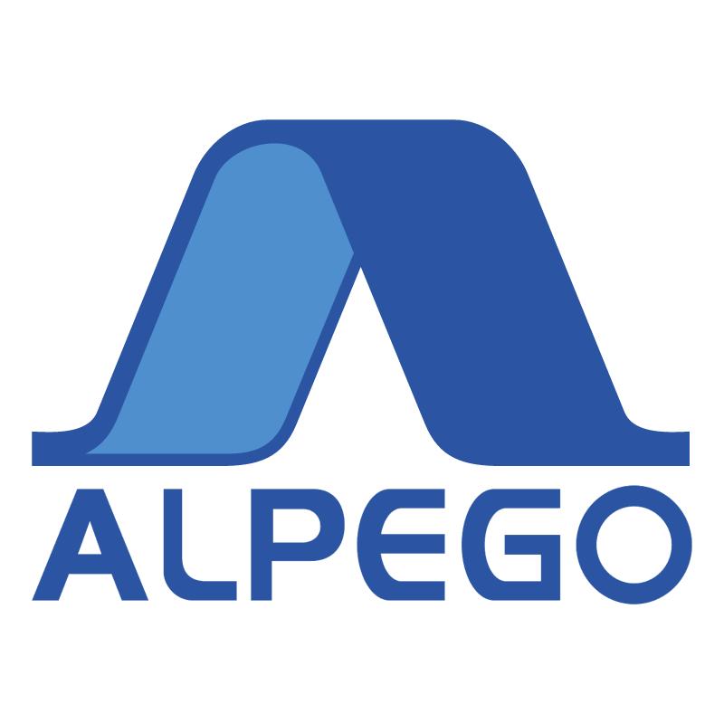 Alpego vector logo