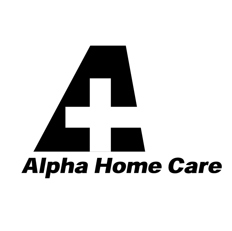 Alpha Home Care vector