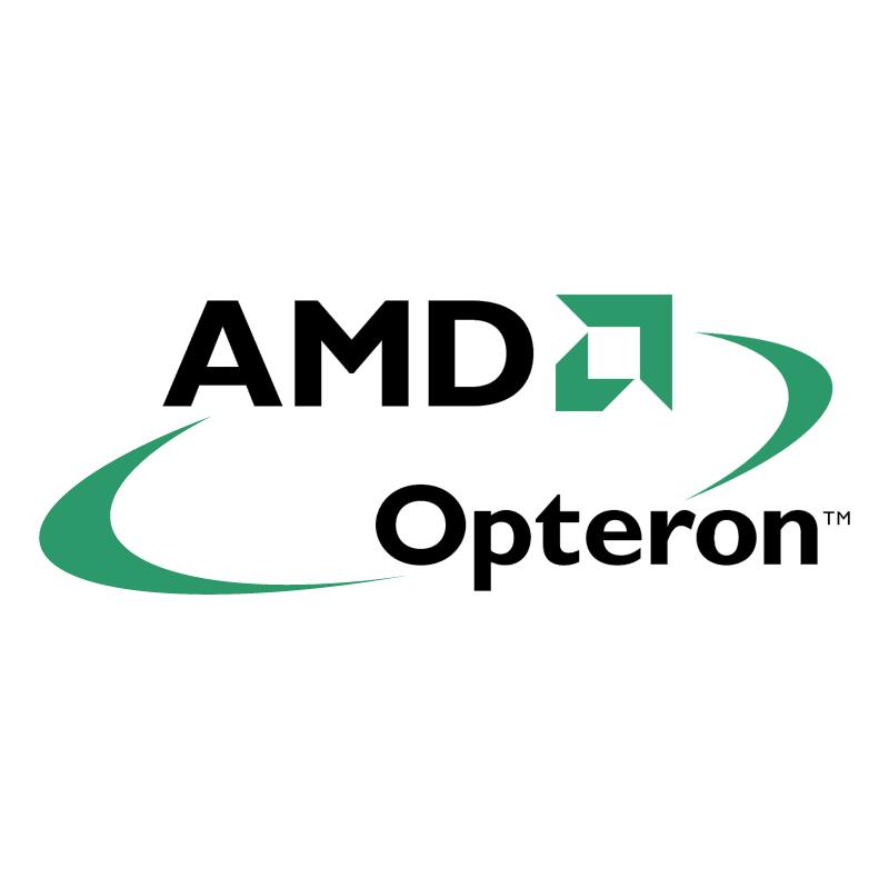 AMD Opteron 66294 vector