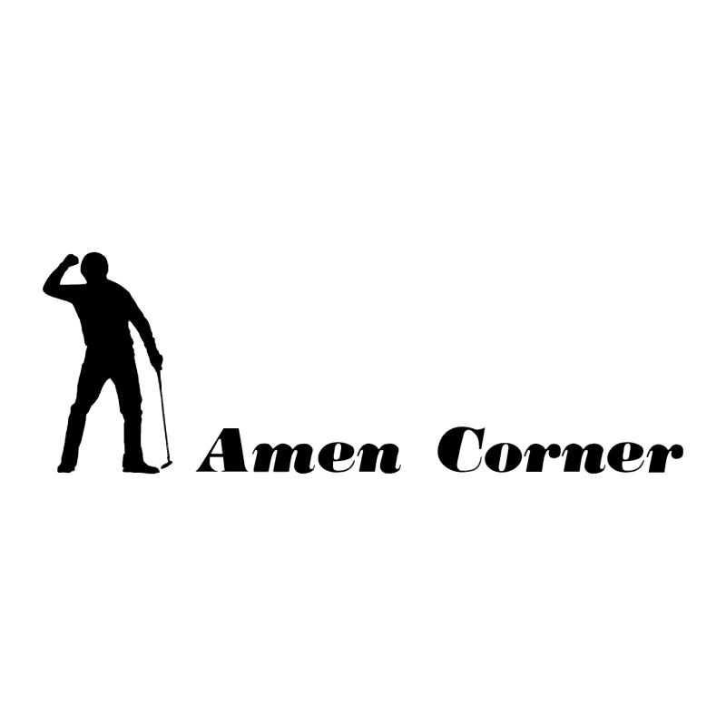 Amen Corner vector
