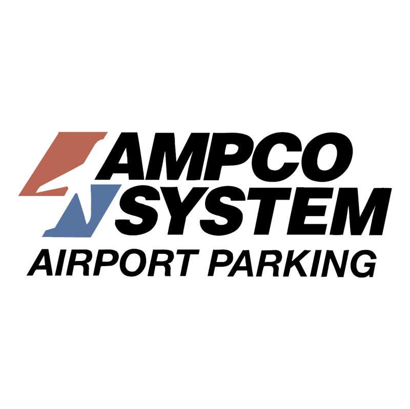 Ampco System Airport Parking vector logo