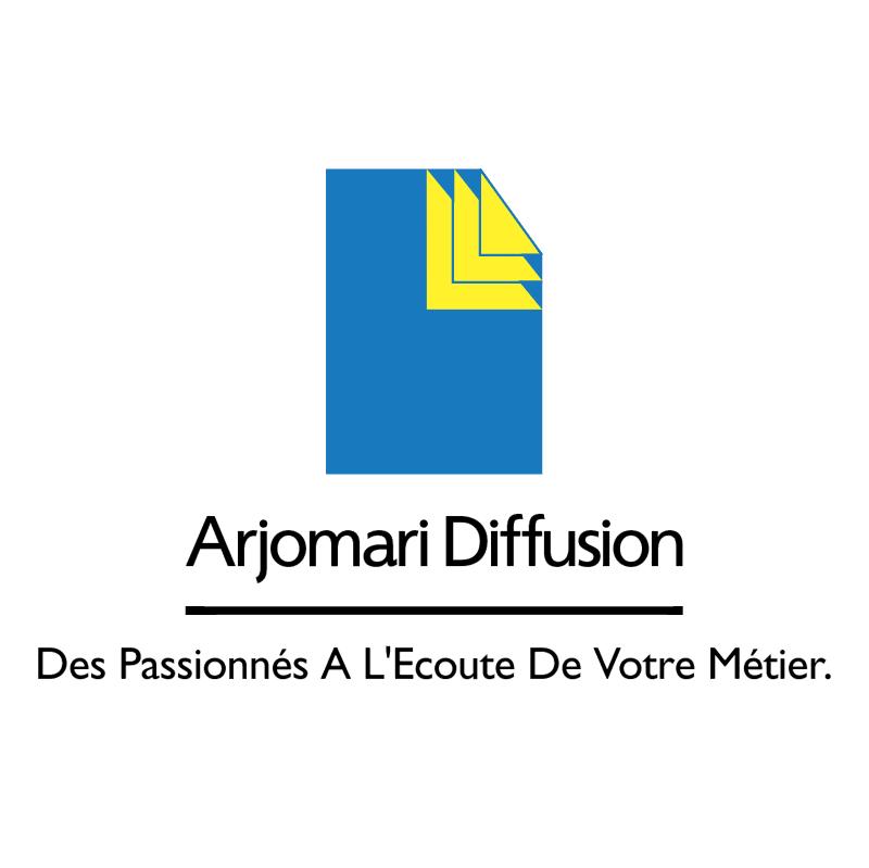 Arjomari Diffusion vector